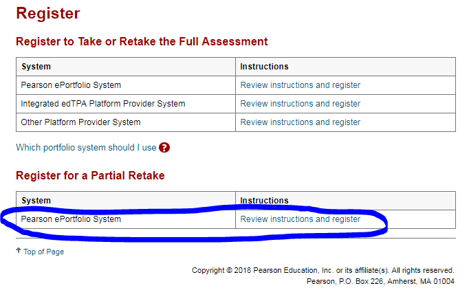 How Do I Register For The Edtpa Relay Support